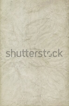 Creased Paper Background Stock photo © newt96