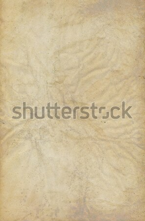 Faint Brown Paper Background Stock photo © newt96