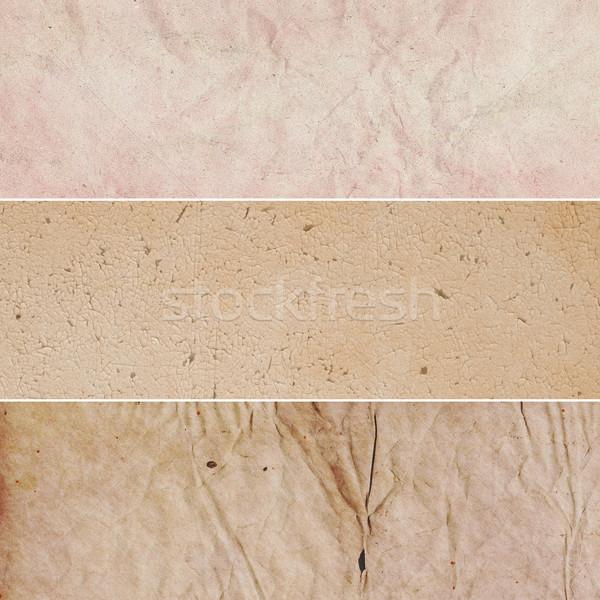 ピンク ブラウン ヴィンテージ 背景 コレクション 抽象的な ストックフォト © newt96