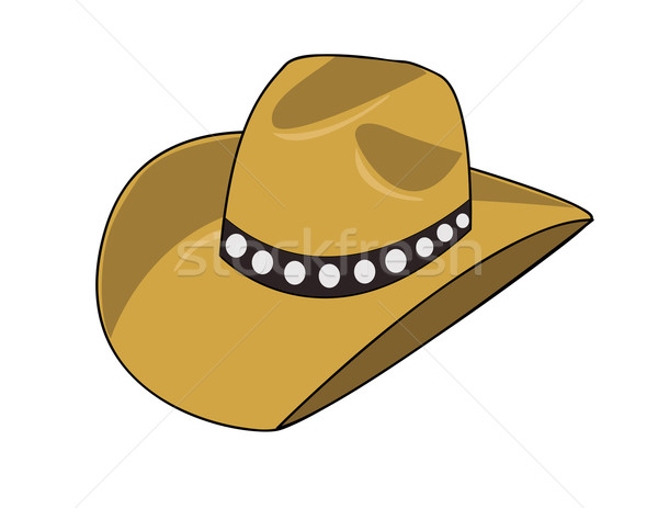 cowboy hat Stock photo © nezezon