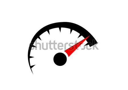speedometer Stock photo © nezezon