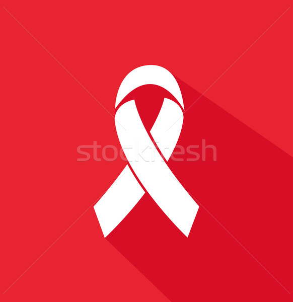 AIDS icon  Stock photo © nezezon