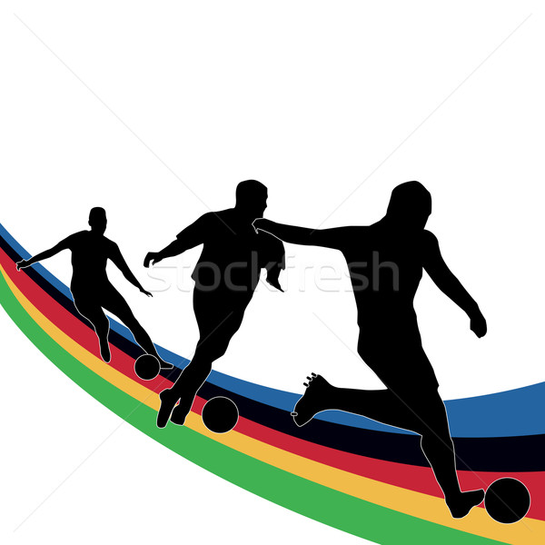 olympic games Stock photo © nezezon