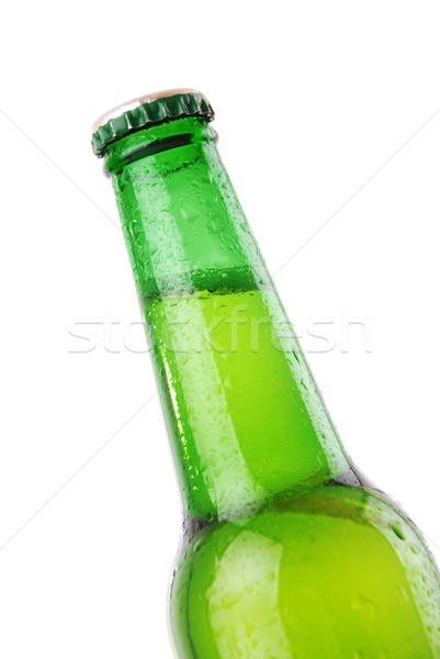 Beer bottle Stock photo © nezezon