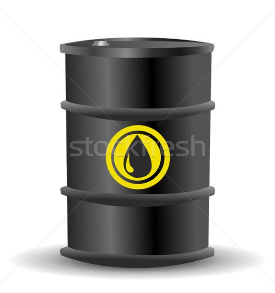нефть баррель власти газ транспорт загрязнения Сток-фото © nezezon