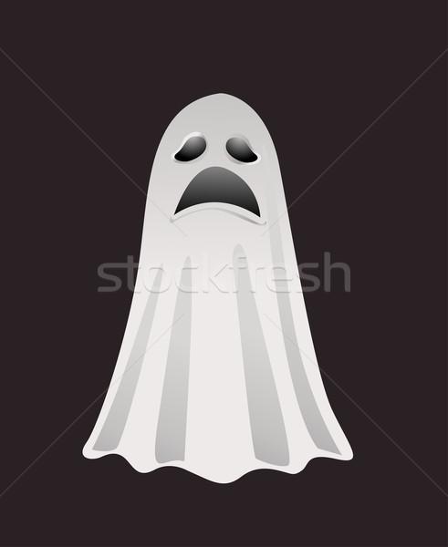 Halloween ghost Stock photo © nezezon