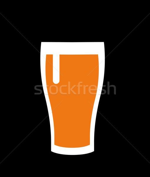 Stock fotó: üveg · sörösüveg · sör · szeretet · szív · fény