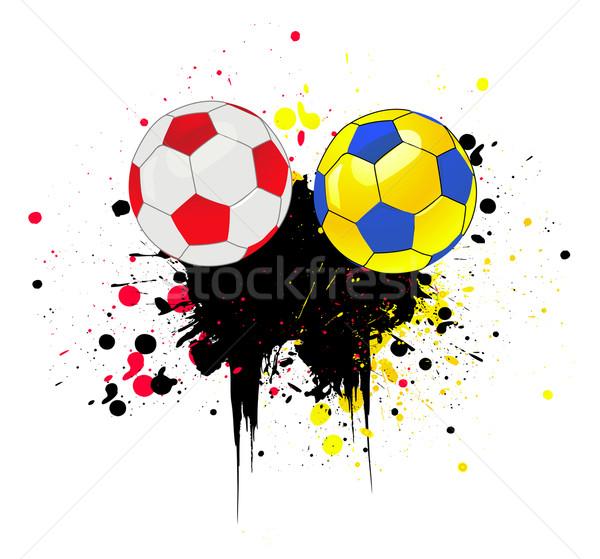 Soccer  Stock photo © nezezon