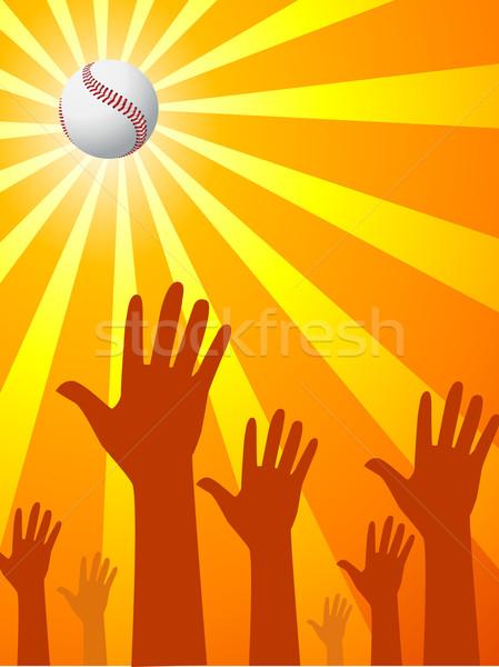 Baseball   Stock photo © nezezon