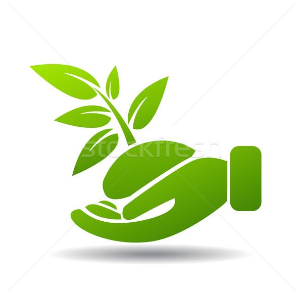 environmental protection Stock photo © nezezon