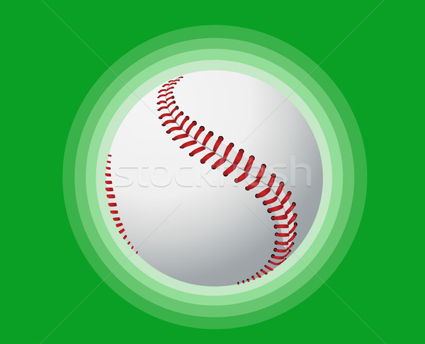 Baseball  Stock photo © nezezon