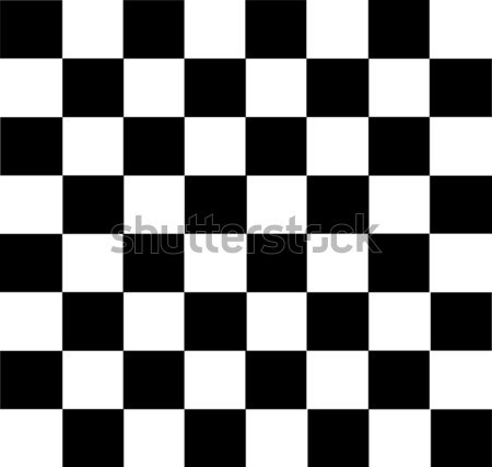 Vector modern chess board background design Stock photo © nezezon