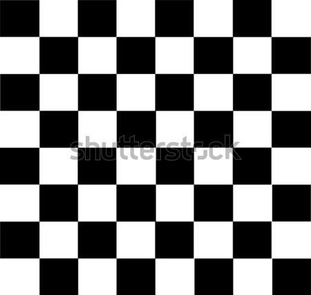 Wektora nowoczesne szachownica projektu sportu tle Zdjęcia stock © nezezon