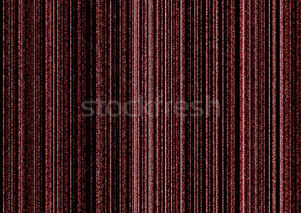 行列 効果 赤 図示した 画像 黒 ストックフォト © nicemonkey