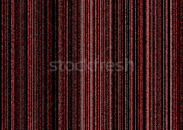 matrix effect red Stock photo © nicemonkey