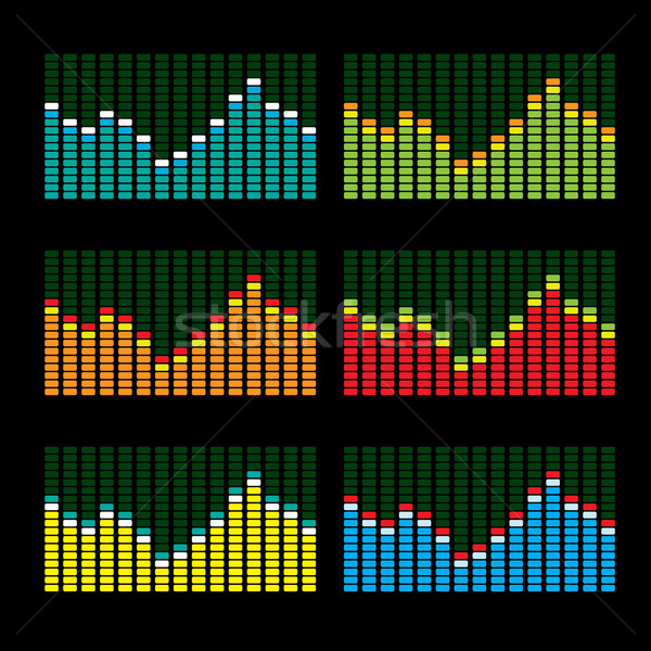 equalizer variation Stock photo © nicemonkey