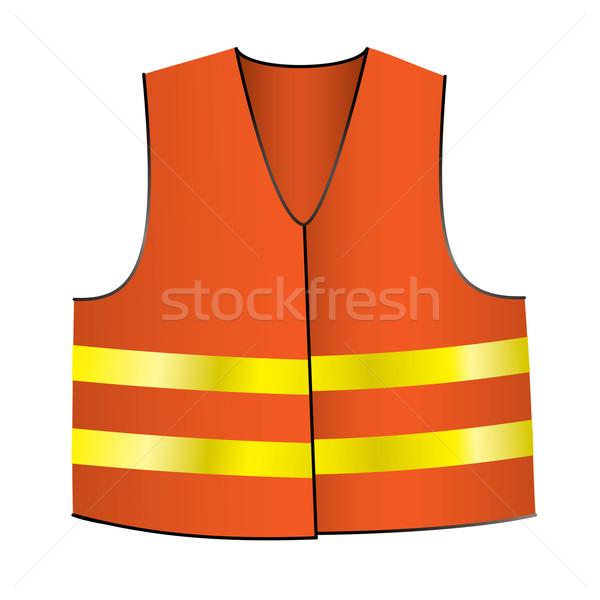 safety jacket Stock photo © nicemonkey