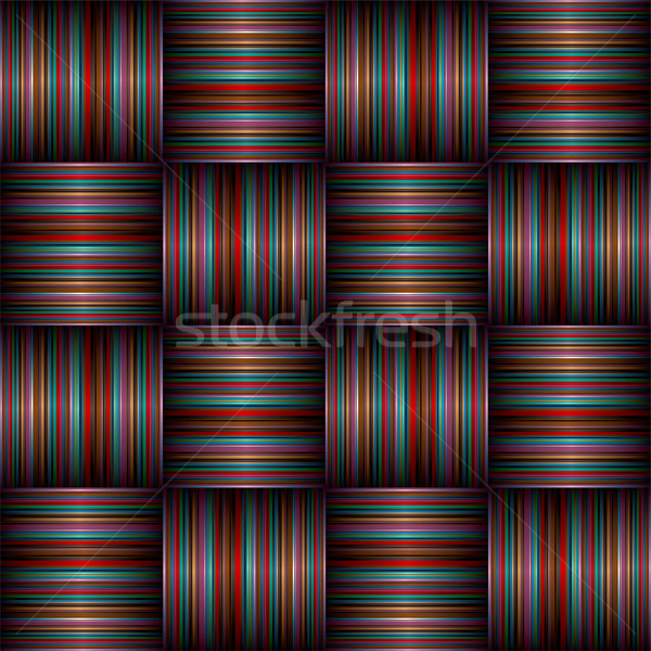 subtle stripe weave Stock photo © nicemonkey