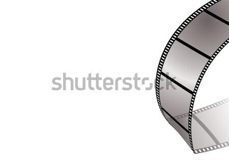 film bend Stock photo © nicemonkey