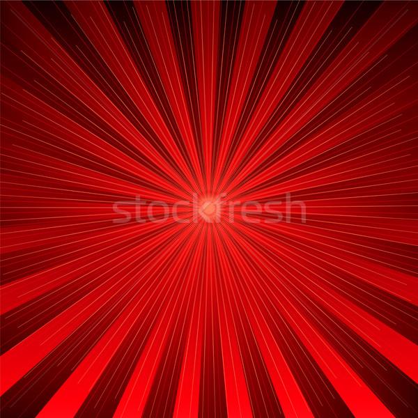 radiate modern Stock photo © nicemonkey