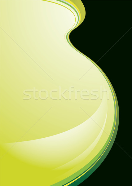 green shadow Stock photo © nicemonkey