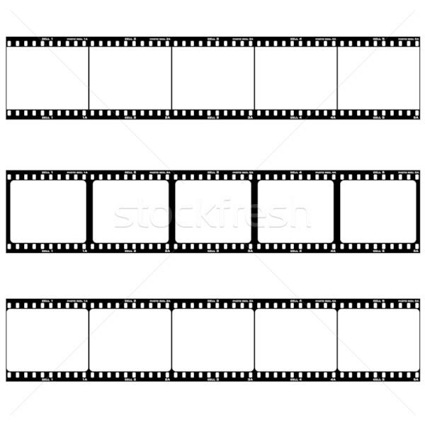 photo film strip Stock photo © nicemonkey