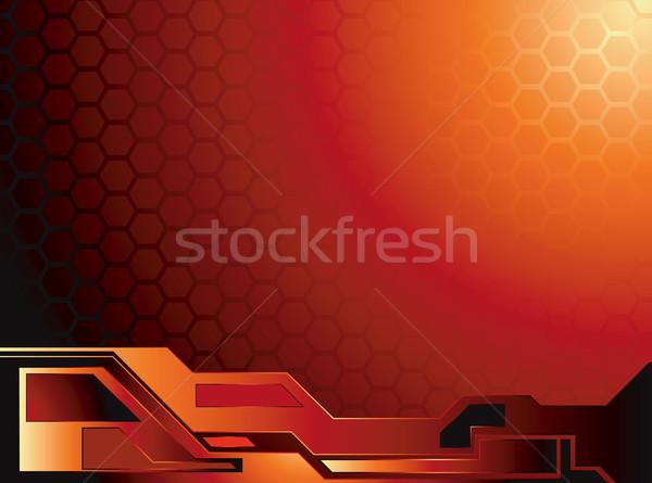 honey data Stock photo © nicemonkey