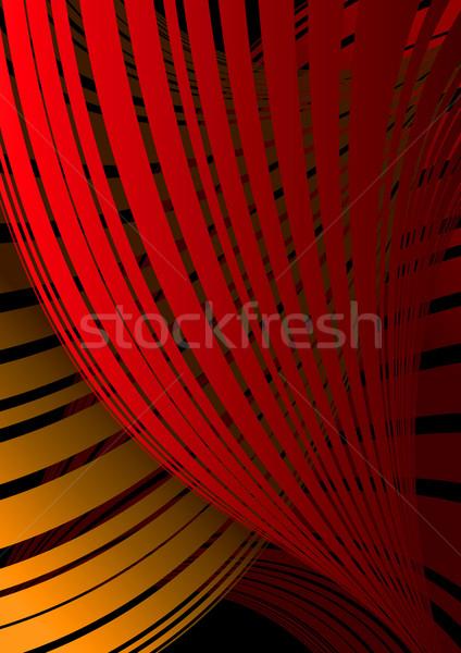 red strand Stock photo © nicemonkey