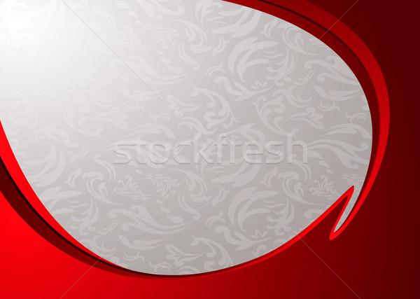 red stripe divide Stock photo © nicemonkey