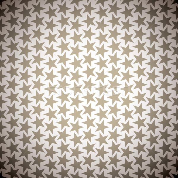 Brown star background Stock photo © nicemonkey