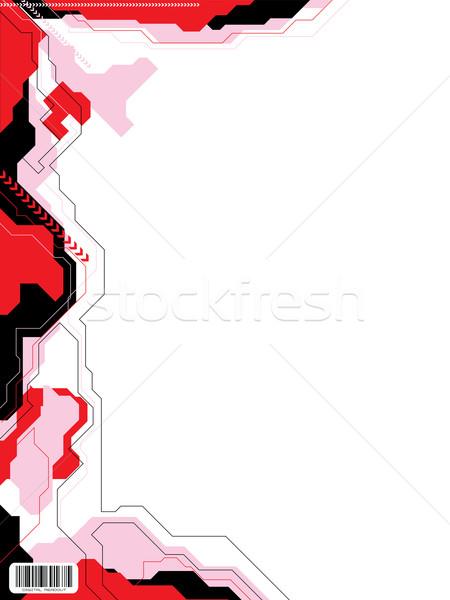 data tech v4 Stock photo © nicemonkey