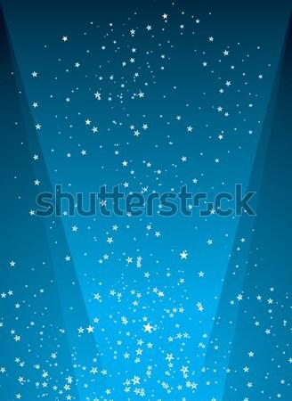 starry night Stock photo © nicemonkey