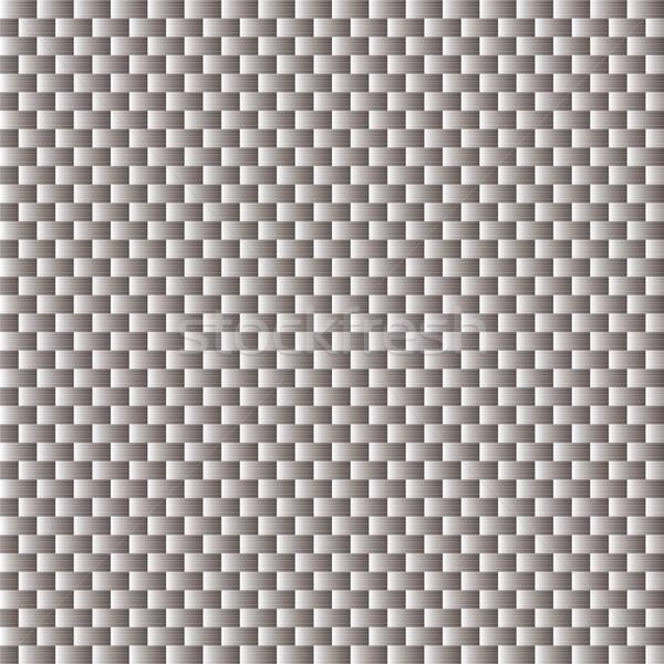 carbon fiber woven texture light Stock photo © nicemonkey