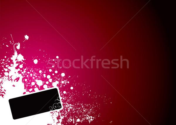 crimson corner Stock photo © nicemonkey