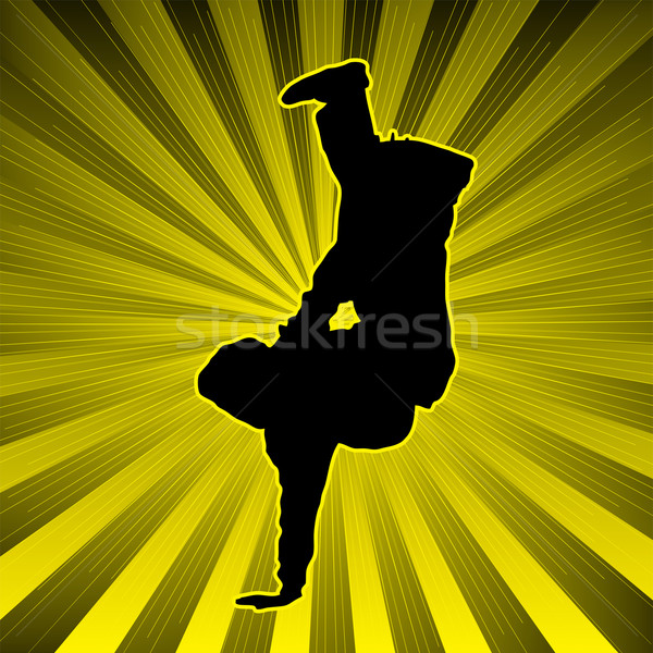 radiate activedance Stock photo © nicemonkey