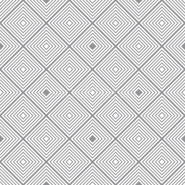 ретро иллюзия семидесятые годы бесшовный квадратный Сток-фото © nicemonkey