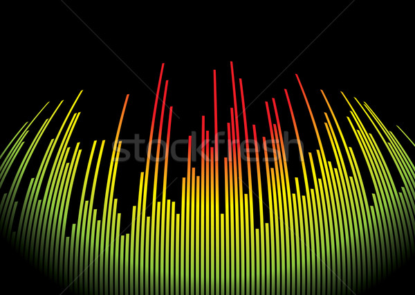 digit music hot Stock photo © nicemonkey