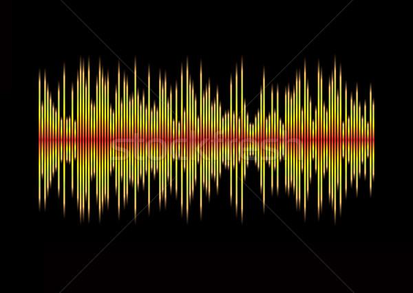 digit music Stock photo © nicemonkey