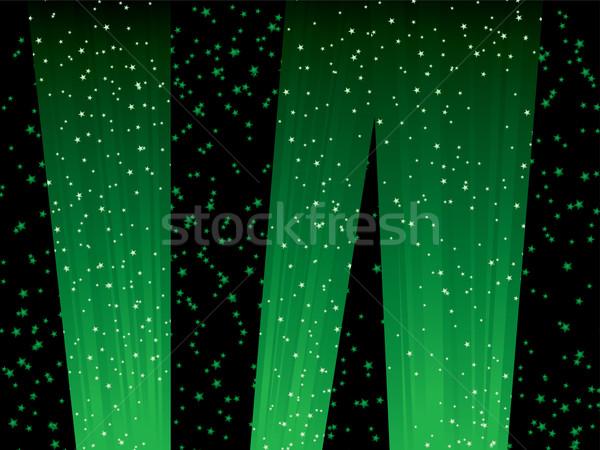 starry spot light Stock photo © nicemonkey