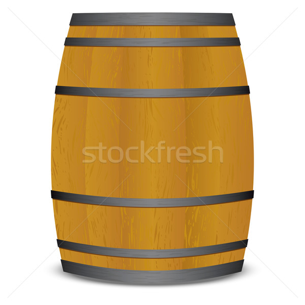 beer keg barrel Stock photo © nicemonkey