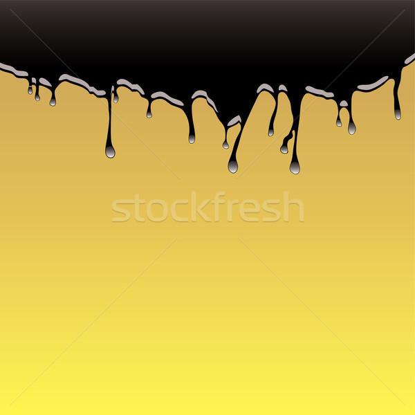 Oil spill background Stock photo © nicemonkey