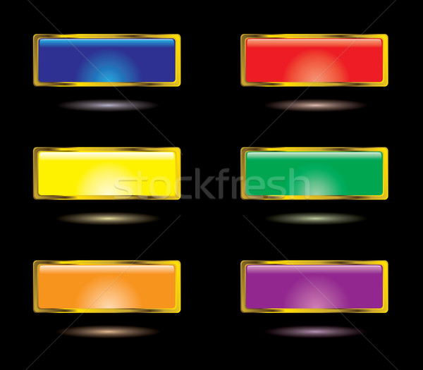 Gel lozenge Stock photo © nicemonkey