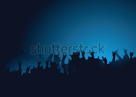 rock concert Stock photo © nicemonkey