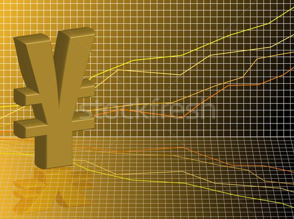 円 グリッド 金融 ビジネス にログイン ストックフォト © nicemonkey