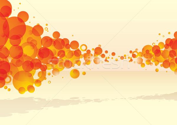 bubble tastic citrus explode Stock photo © nicemonkey