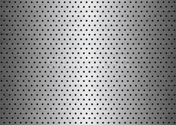 sheet metal background Stock photo © nicemonkey