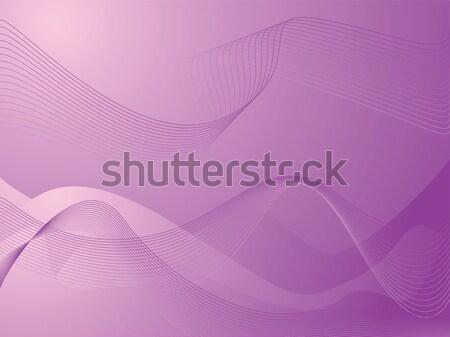 purple haze flow Stock photo © nicemonkey