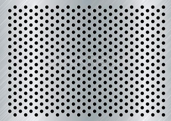 brushed dot background Stock photo © nicemonkey