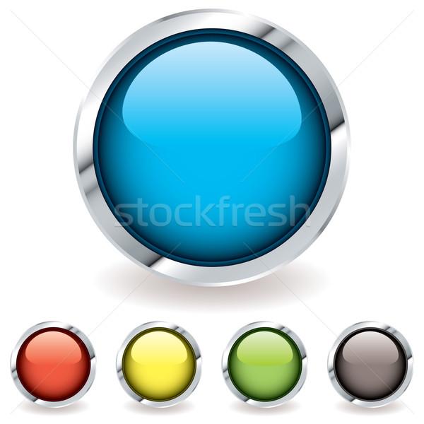 gel plastic icon Stock photo © nicemonkey