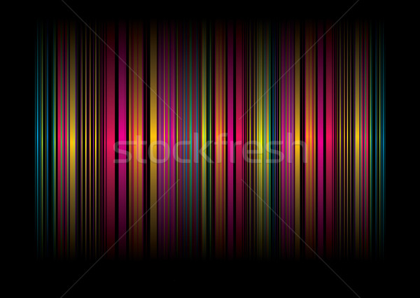 rainbow stripe bg Stock photo © nicemonkey